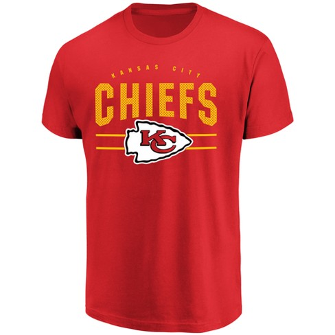 NFL Kansas City Chiefs Men's Passing Game T-Shirt - image 1 of 2
