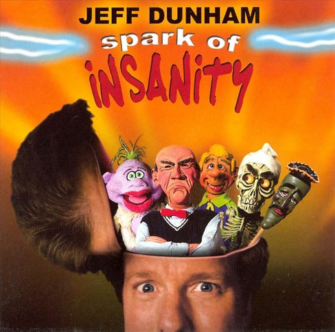 Jeff dunham - Spark of insanity (CD) - image 1 of 1