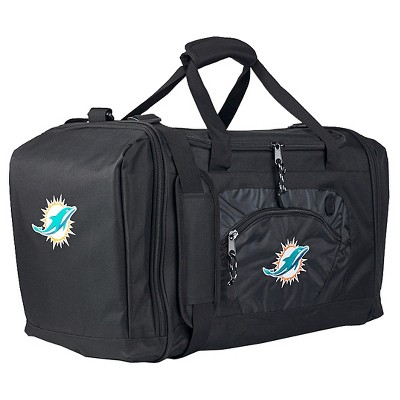 Miami Dolphins Northwest Roadblock Duffel Bag