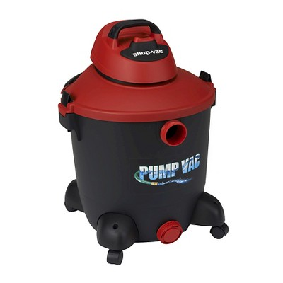 ShopVac 12 Gallon Pump Vacuum