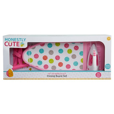 Honestly Cute Get The Wrinkles Out! Ironing Board Set - image 1 of 5