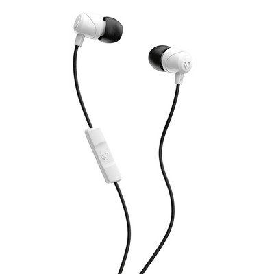 Skullcandy Jib Wired Earbuds - White