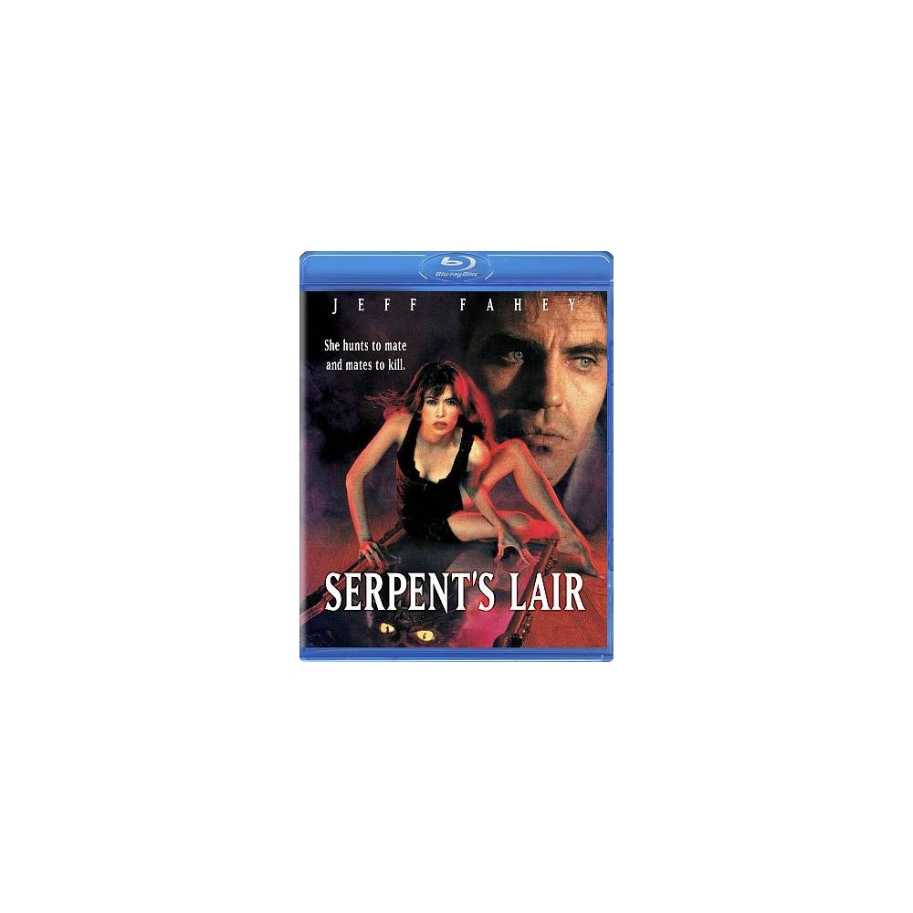 Serpent's Lair (Blu-ray), Movies
