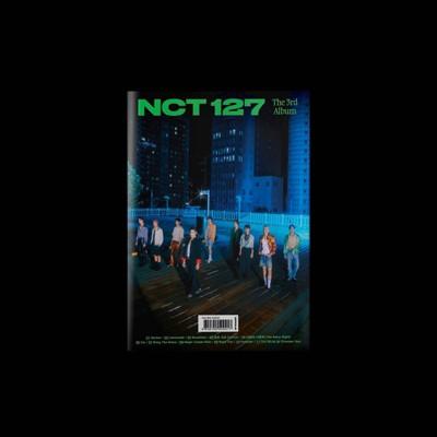 NCT 127 - The 3rd Album 'Sticker' (Seoul City Ver.) (CD)