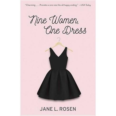 Nine Women, One Dress - by  Jane L Rosen (Paperback) - image 1 of 1