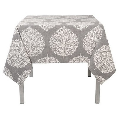 Tablecloth Gray (60 x90 )- Now Designs