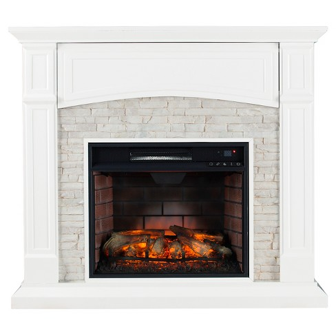 Salski Infrared Electric Fireplace Target