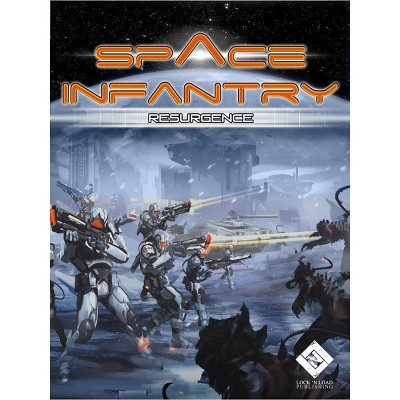 Space Infantry Resurgence Board Game