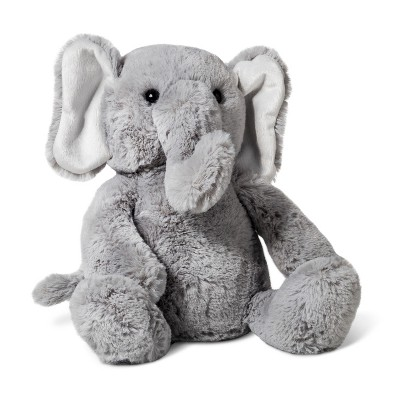 Plush Elephant - Cloud Island™ Gray