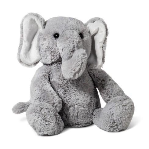 Plush Elephant Cloud Island Gray Target