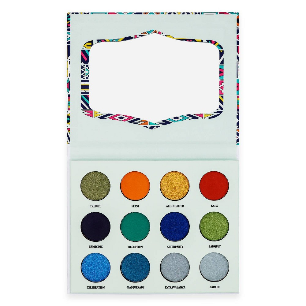 Image of CAI Grand Fete Eyeshadow Palette Royal Collection - 1.24oz