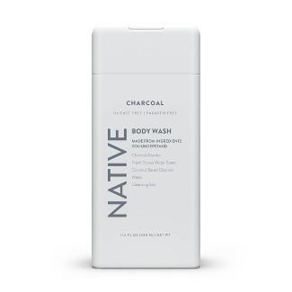 Native Charcoal Body Wash - 11.5oz : Target