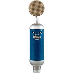 BLUE Spark SL Large-Diaphragm Studio Condenser Microphone Hammertone Blue