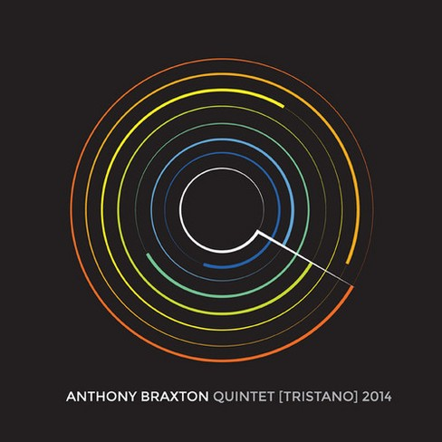 Anthony braxton - Quintet (Tristano) 2014 (CD) - image 1 of 1