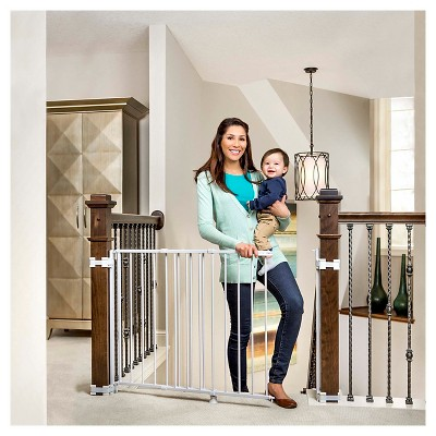 Superbe Regalo® Top Of Stairs Baby Gate : Target