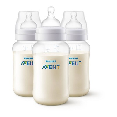 Philips Avent Anti-colic Bottle with AirFree vent 11oz 3pk