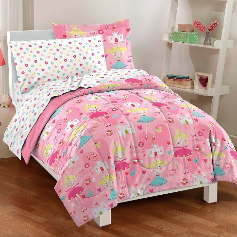 Dream Pretty Princess Mini Bed In A Bag