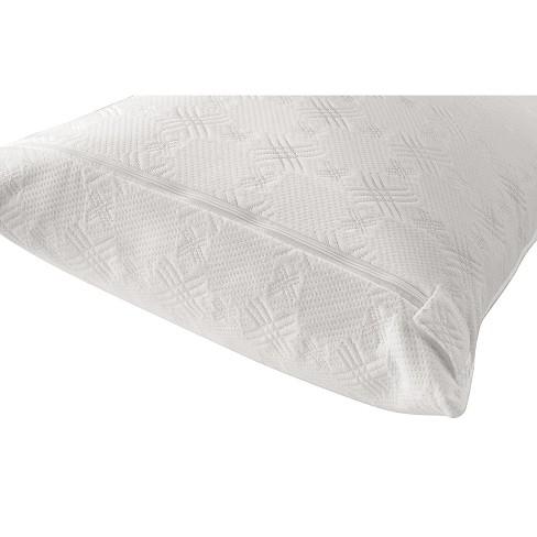 Maximum Zippered Pillow Protector - Sealy Posturepedic® - image 1 of 3