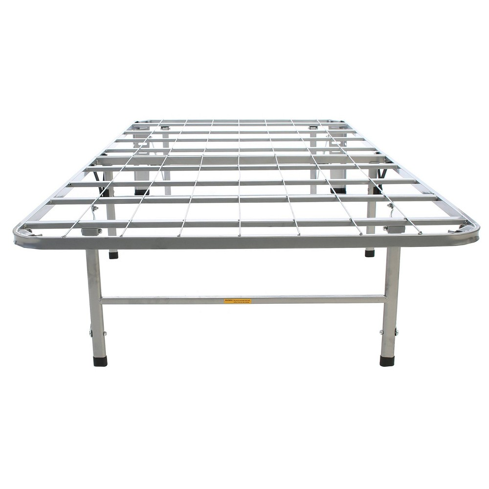 Image of Bedder Base Twin Bed Support - Hollywood Bed, Silver