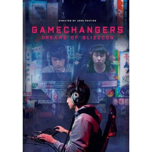 GameChangers: Dreams of BlizzCon (DVD) - image 1 of 1