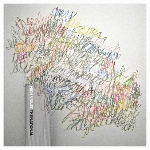 The National - High Violet (CD) - image 1 of 1