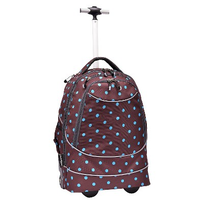 """Pacific 20.5"""" Gear Horizon Rolling Laptop Backpack"""