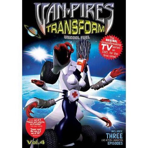 Van-Pires Transform Vol. 4: Uncool Fuel (DVD) - image 1 of 1