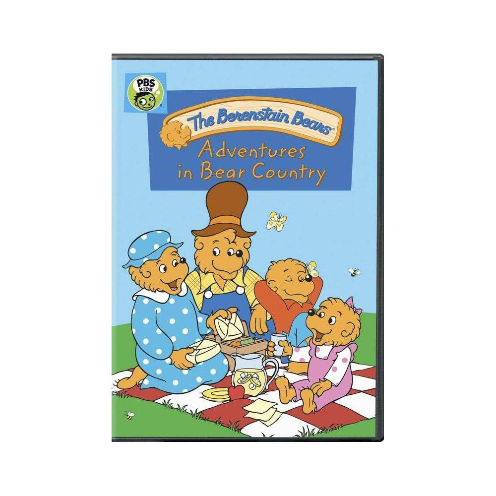 Berenstain Bears: Adventures in Bear Country (DVD) Price