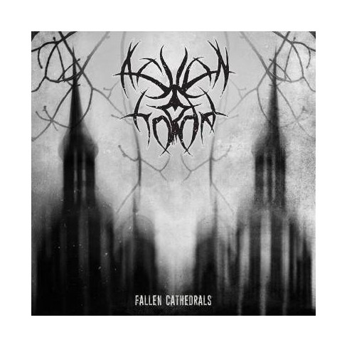 Ashen Horde - Fallen Cathedrals (CD) - image 1 of 1