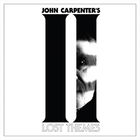 John carpenter - Lost themes ii (CD) - image 1 of 1
