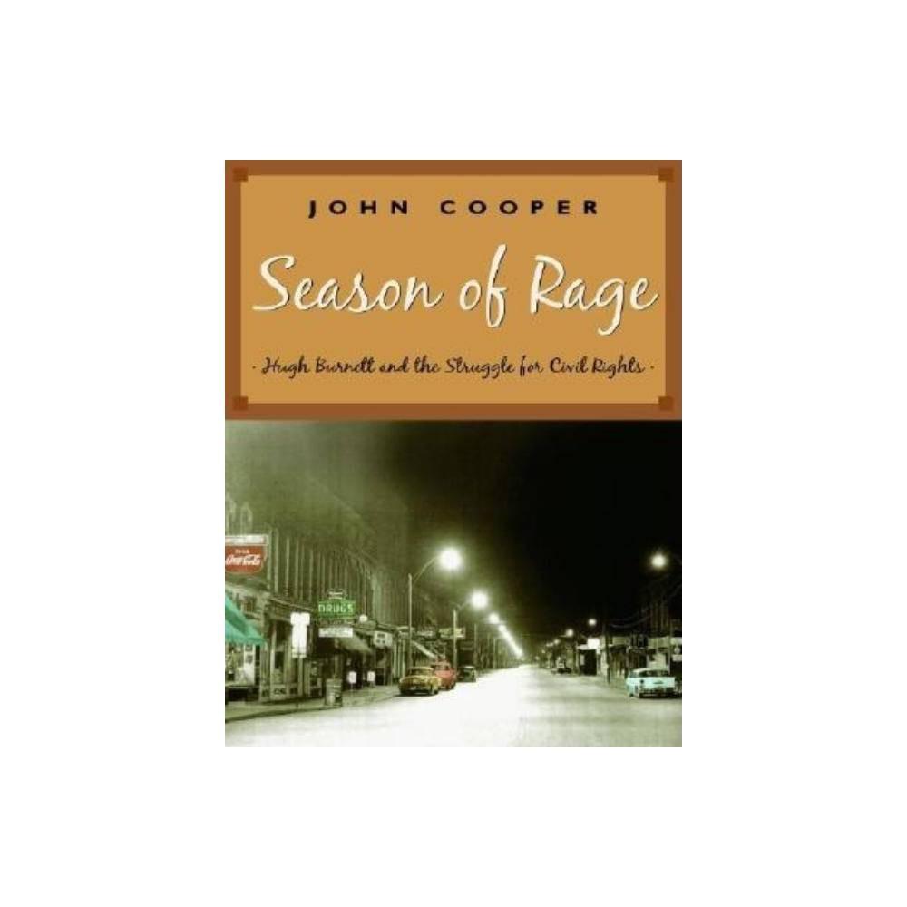 Season Of Rage By John Cooper Paperback