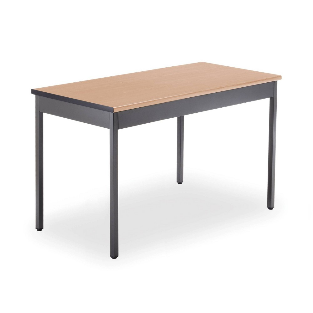"""Image of """"24"""""""" X 48"""""""" Multi-Purpose Utility Table Maple - OFM, Brown"""""""