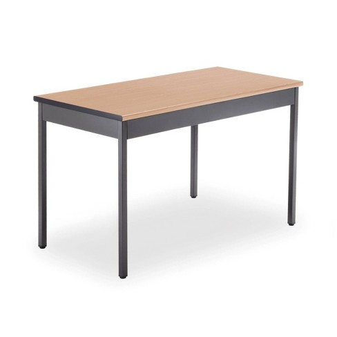 """24"""" X 48"""" Multi-Purpose Utility Table Maple - OFM - image 1 of 1"""