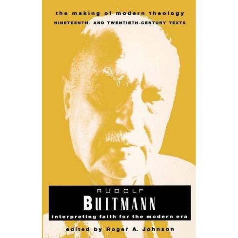 Rudolph Bultmann - (Making of Modern Theology) by  Rudolf Karl Bultmann (Paperback) - image 1 of 1