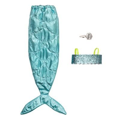 Meri Meri - Mermaid Dolly Dress Up - Doll Clothing - 1ct