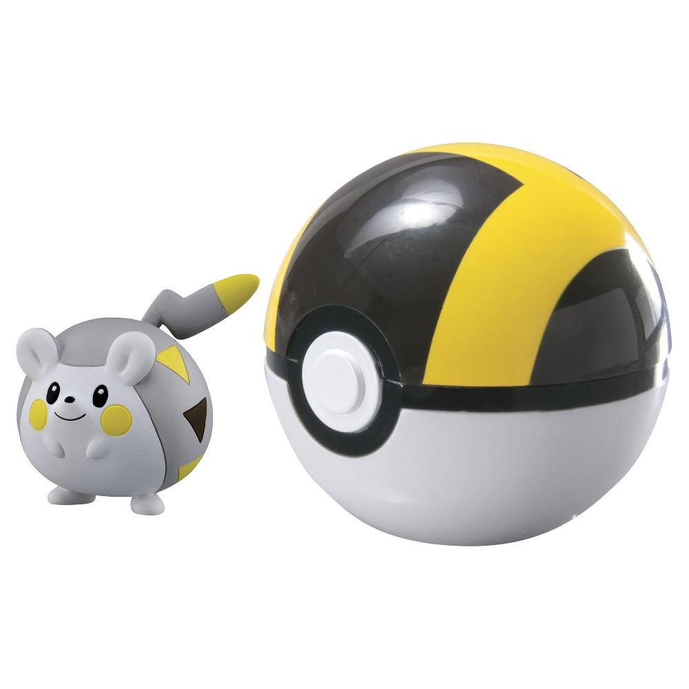 Pokémon Clip 'n' Carry Poké Ball, Togedemaru and Ultra Ball