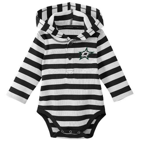 NHL Dallas Stars Boys' Newborn/Infant Sleeper Bodysuit - image 1 of 1