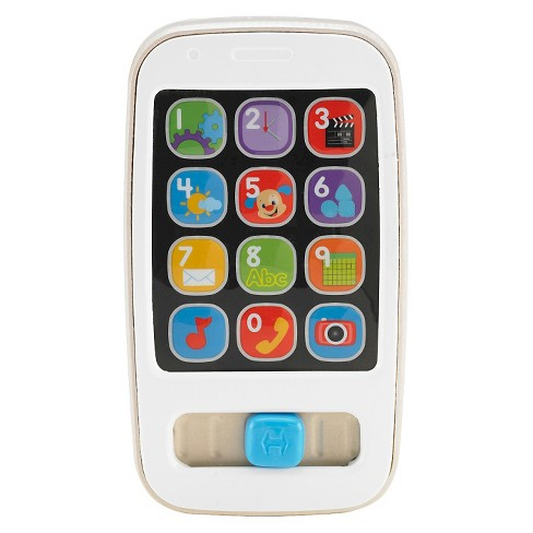 Fisher-Price Laugh and Learn Smart Phone - White - image 1 of 11