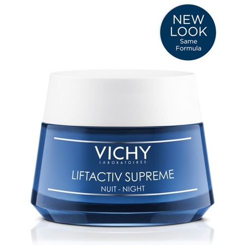 Vichy LiftActiv Supreme Anti-Aging and Firming Night Cream - 1.69oz - image 1 of 4