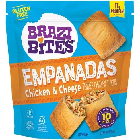 Brazi Bites Chicken & Cheese Frozen Empanadas - 10oz - image 1 of 4