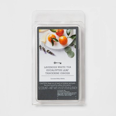 12ct 3-Fragrance Set Wellness Scented Wax Melts - Threshold™