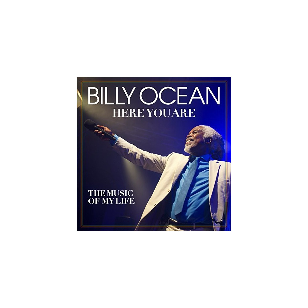 Billy Ocean - Here You Are:Music Of My Life (CD)