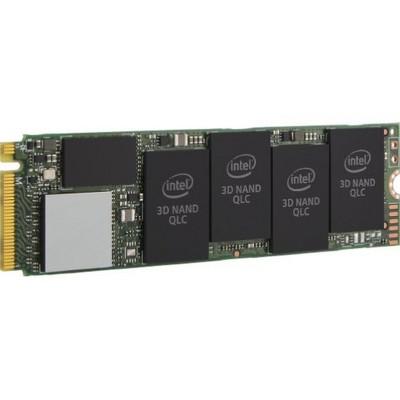 Intel 660p 512 GB Solid State Drive - M.2 2280 Internal - PCI Express (PCI Express 3.0 x4) - 1500 MB/s Maximum Read Transfer Rate