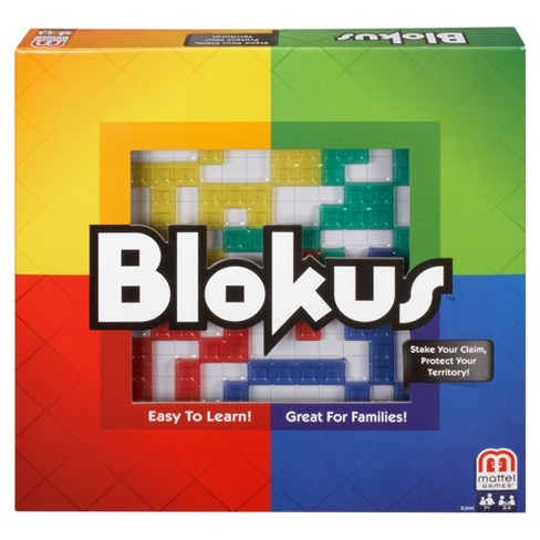 Classic Blokus Board Game Target - Board game design software