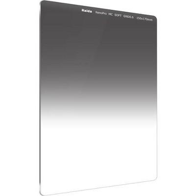 Multi Coated Glass Filter 0.3 Haida NanoPro MC 75x100mm Soft Grad Neutral Density 2X