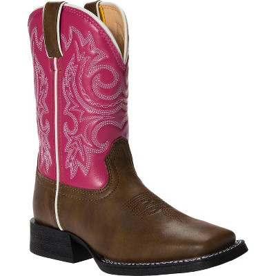 LIL' DURANGO Girls Little Kid Pink Western Boot