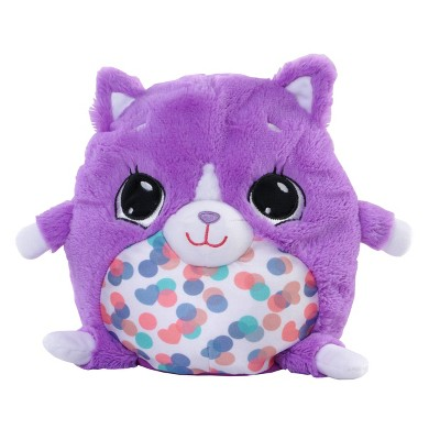 """MushaBelly Purple Cat Medium 12"""""""