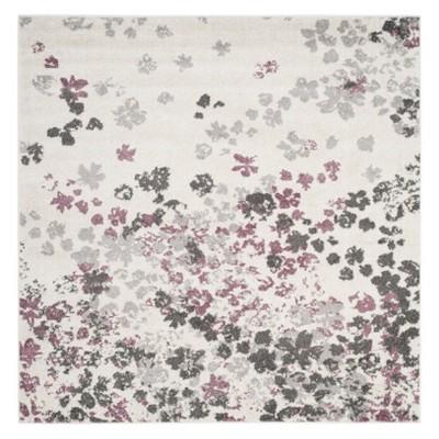 Mandi Floral Accent Rug - Safavieh