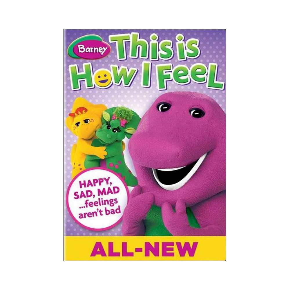 Barney:This Is How I Feel (Dvd)