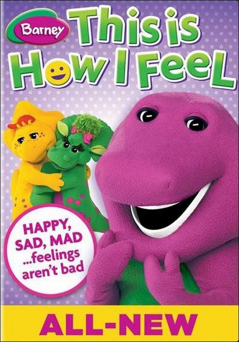 Barney:This Is How I Feel (DVD) - image 1 of 1